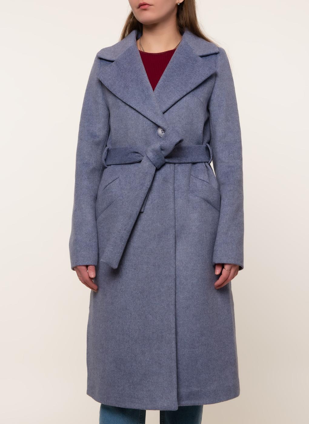 Пальто полушерстяное 47, Galla Lady фото