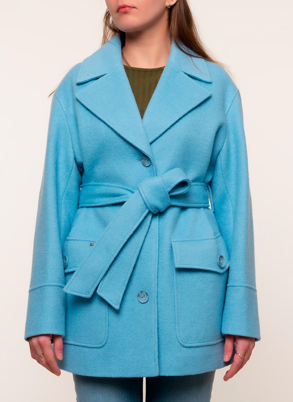 Пальто полушерстяное 110, idekka фото