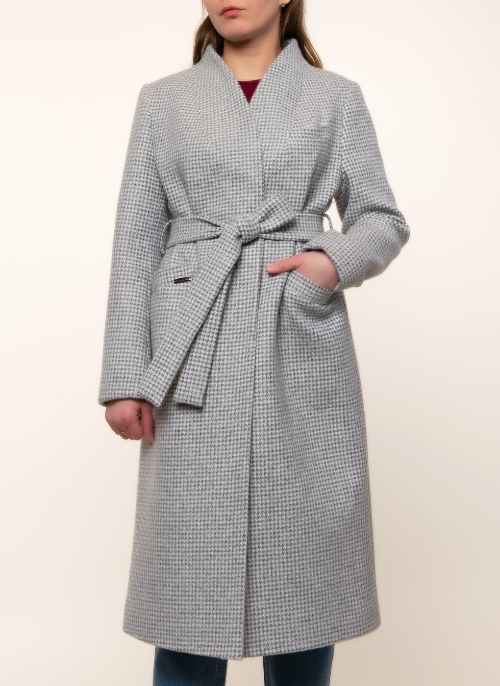 Пальто полушерстяное 40, Galla Lady фото