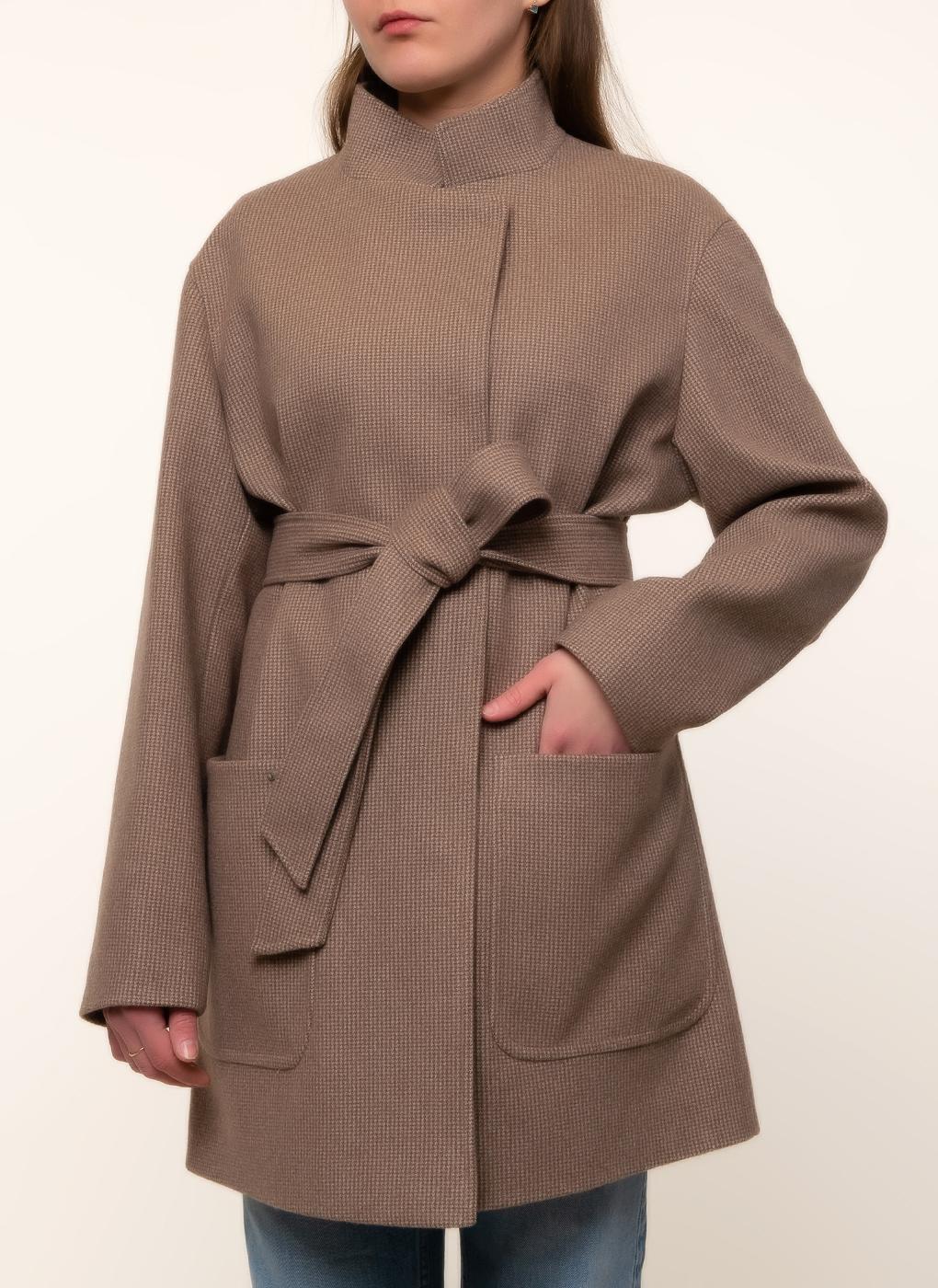 Пальто полушерстяное 104, idekka фото