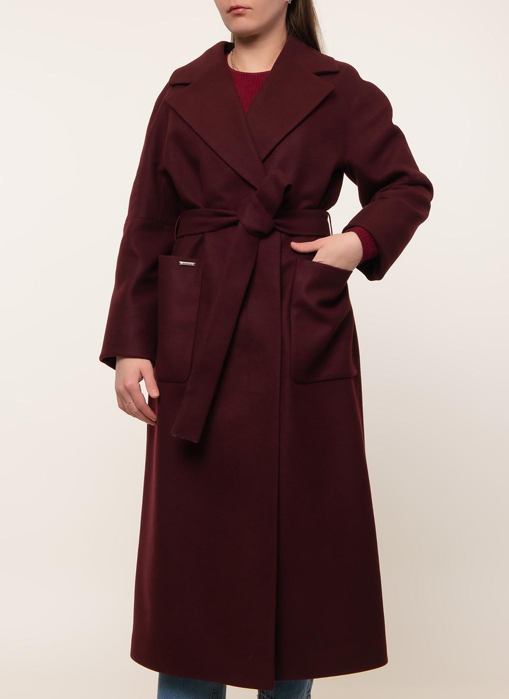Пальто шерстяное 88, idekka фото