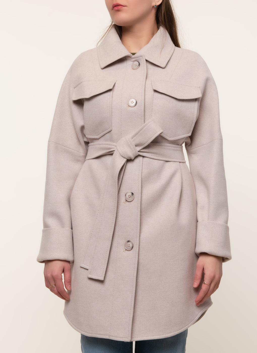 Пальто полушерстяное 49, Galla Lady фото