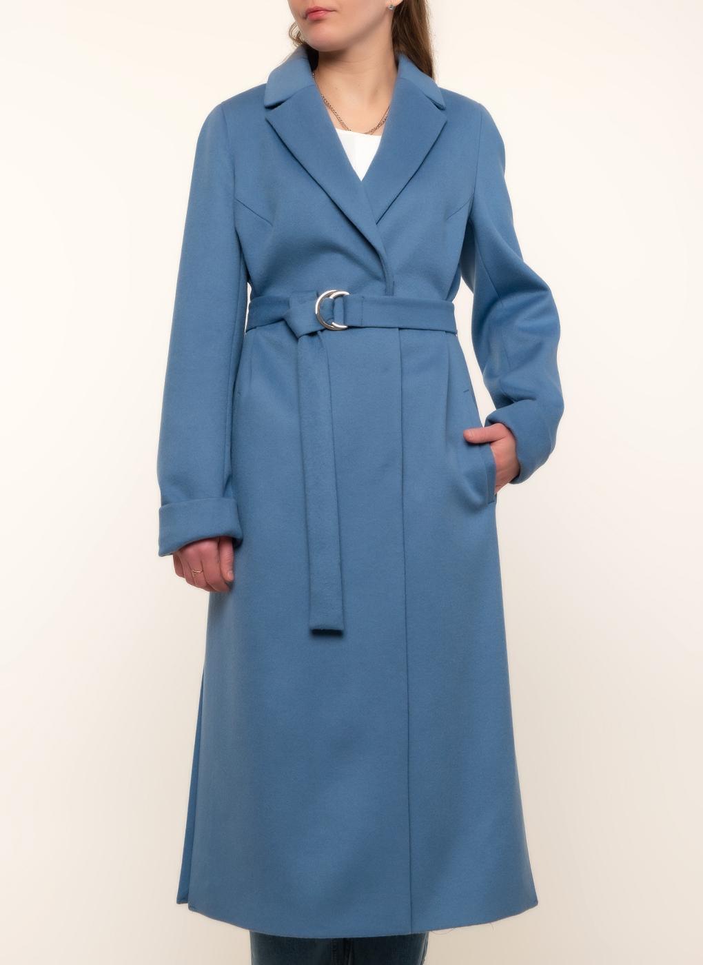 Пальто прямое чистошерстяное 118, КАЛЯЕВ фото