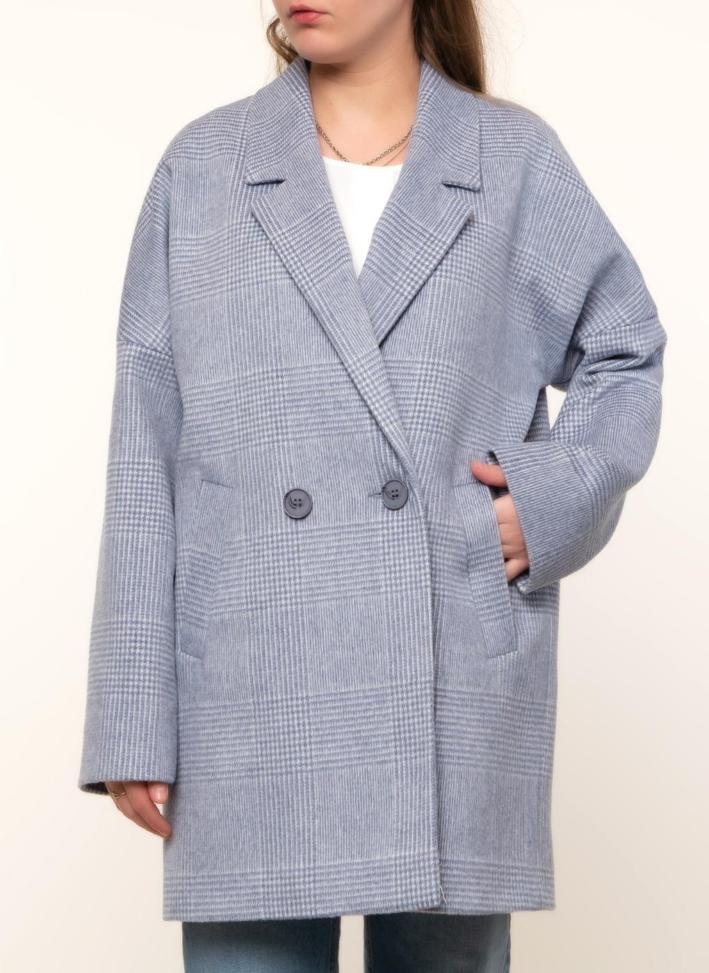 Пальто полушерстяное 60, Заря Моды фото