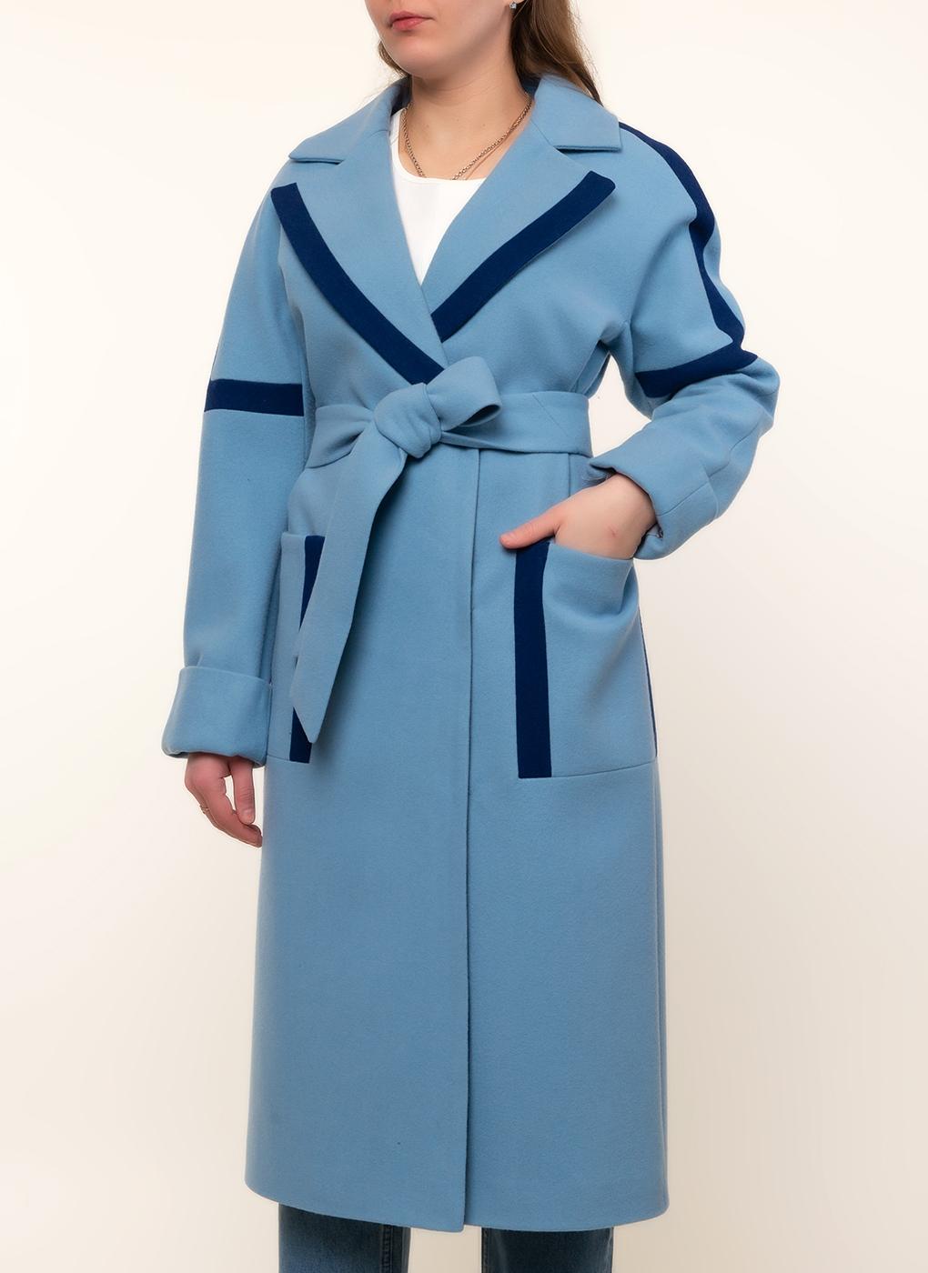 Пальто полушерстяное 65, Crosario фото
