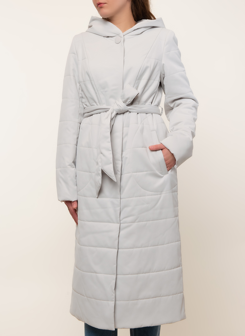 Пальто утепленное 06, De Marse фото