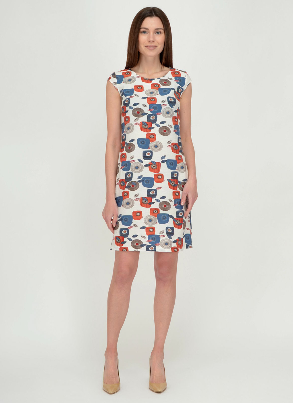 Платье приталенное 10, Viserdi фото