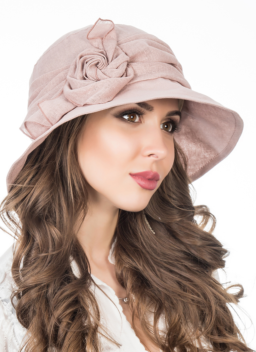 Льняная шляпа 04, Level Pro фото