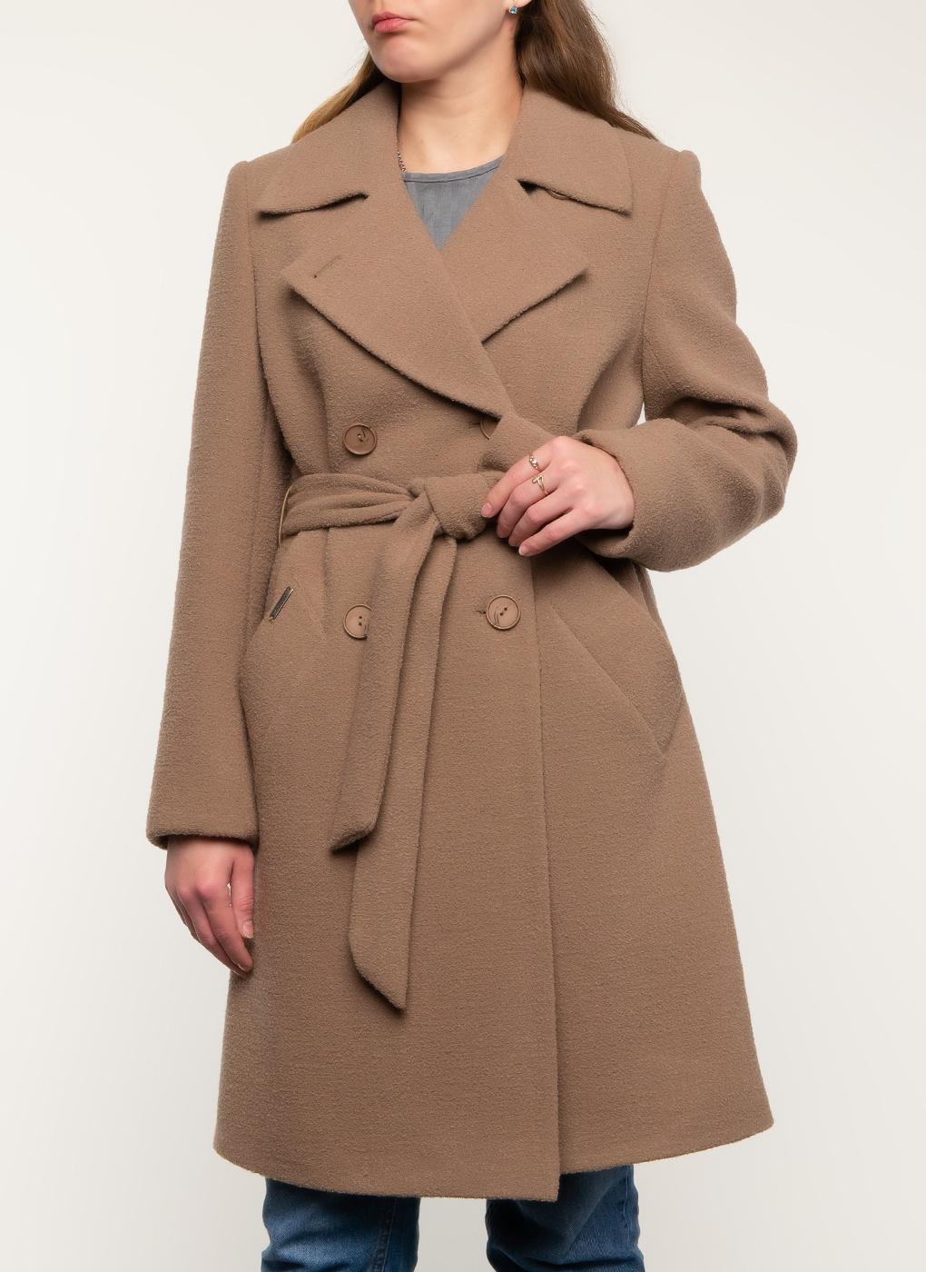 Пальто полушерстяное 75, idekka фото