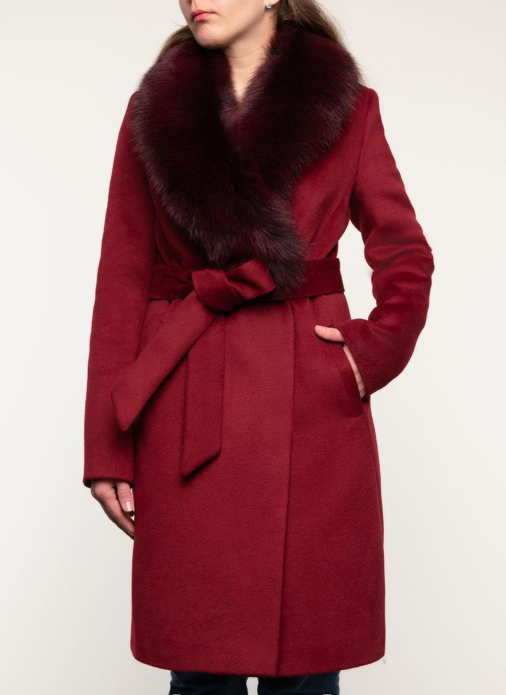 Пальто приталенное шерстяное 02, Sezalto
