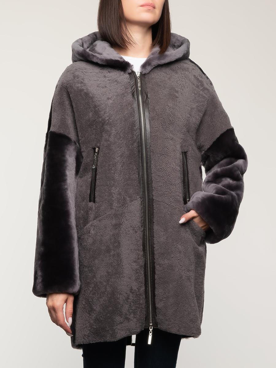 Пальто из овчины 01, Шафель фото