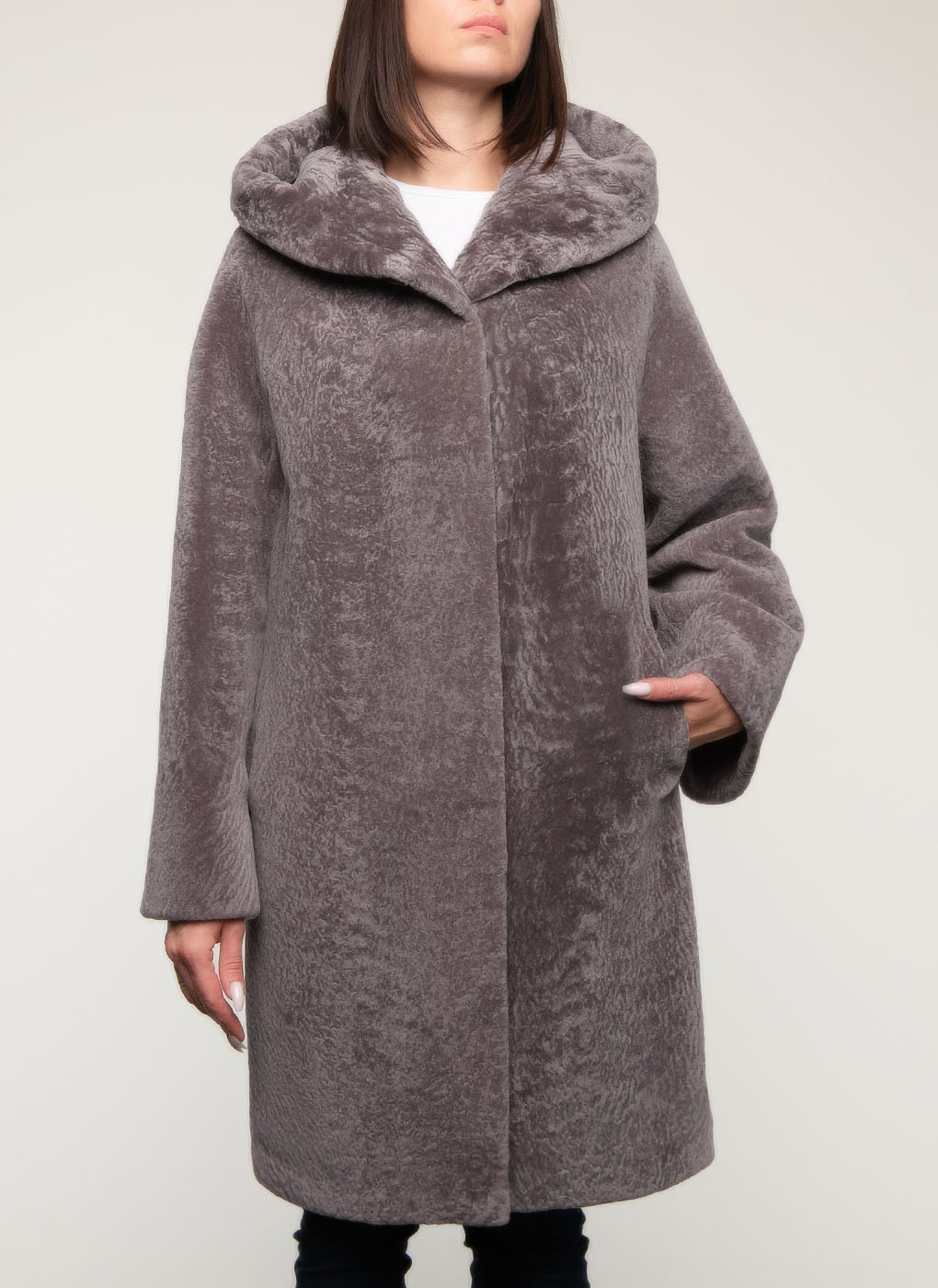 Пальто из овчины 03, Panofics фото