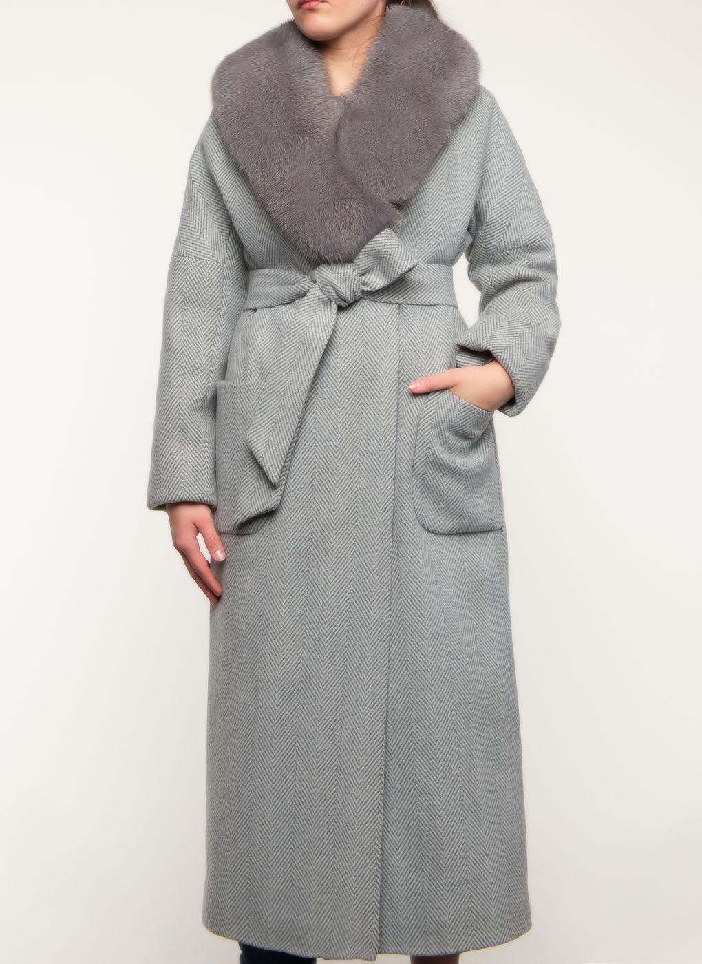 Пальто полушерстяное 04, Sezalto фото
