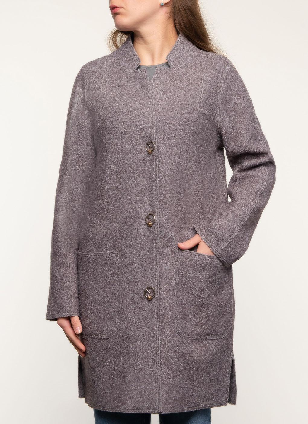 Пальто без подкладки полушерстяное 188, КАЛЯЕВ фото