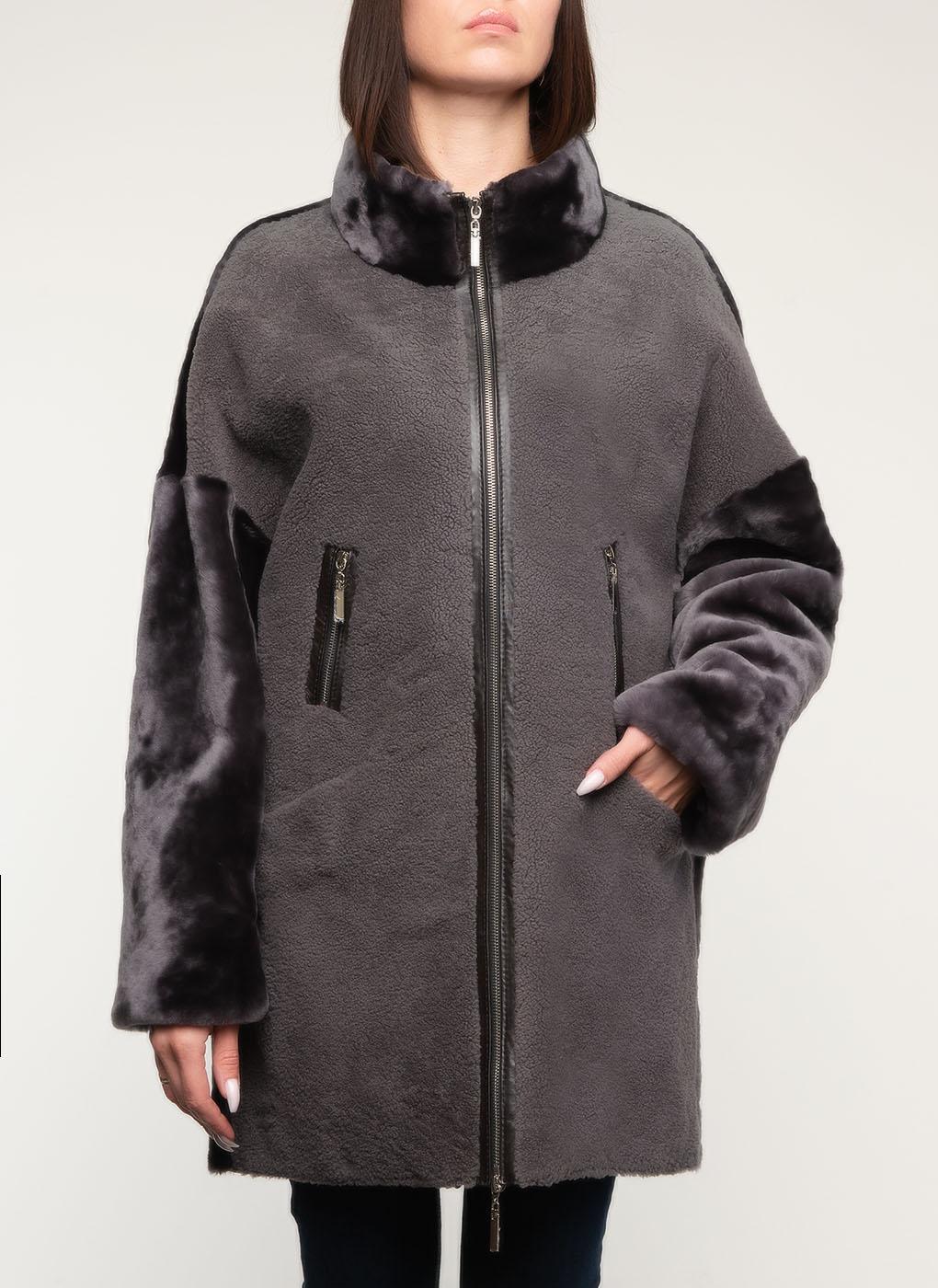 Пальто из овчины 02, Шафель фото