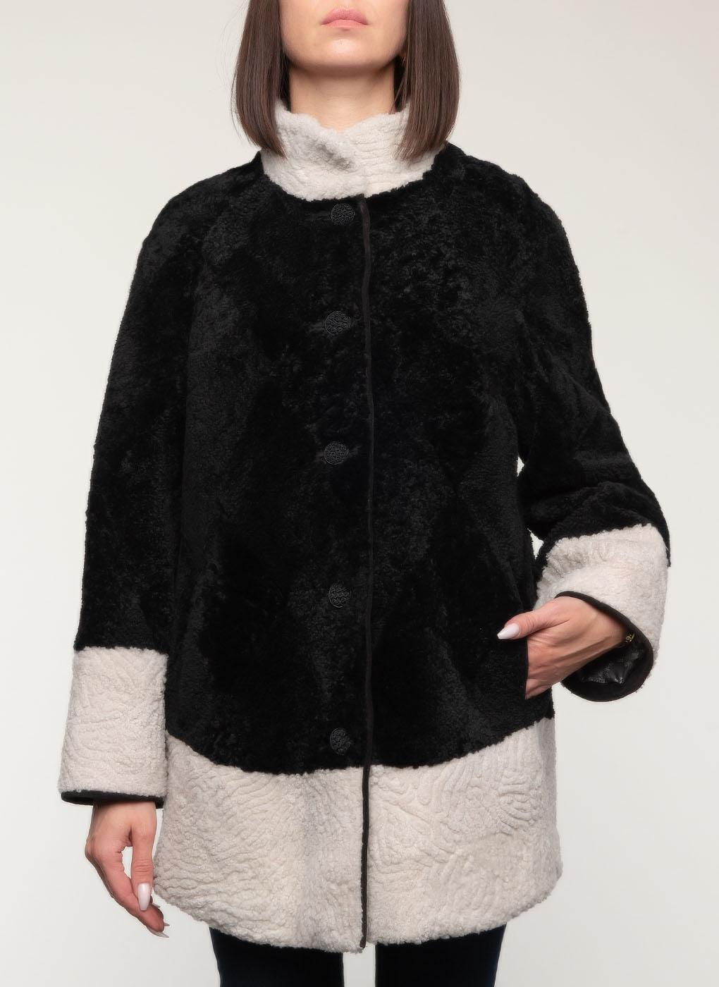 Куртка из овчины прямая 02, Anna Romanova furs фото