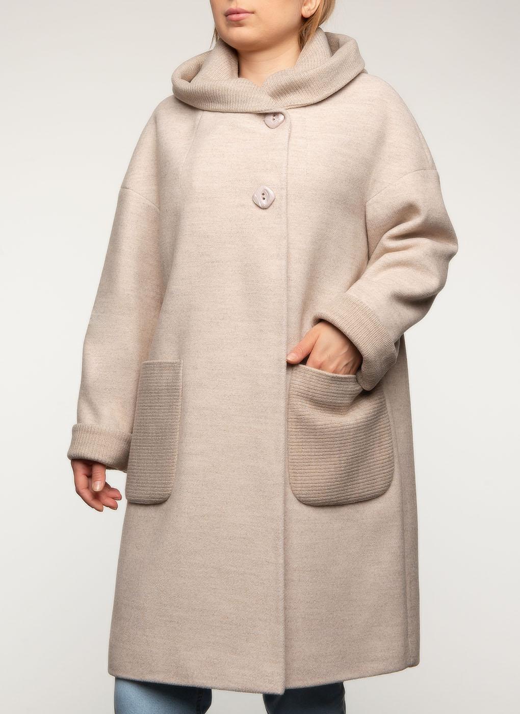 Пальто полушерстяное 50, Galla Lady фото