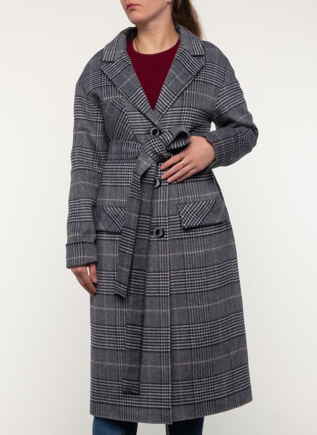 Пальто полушерстяное 88, Crosario фото
