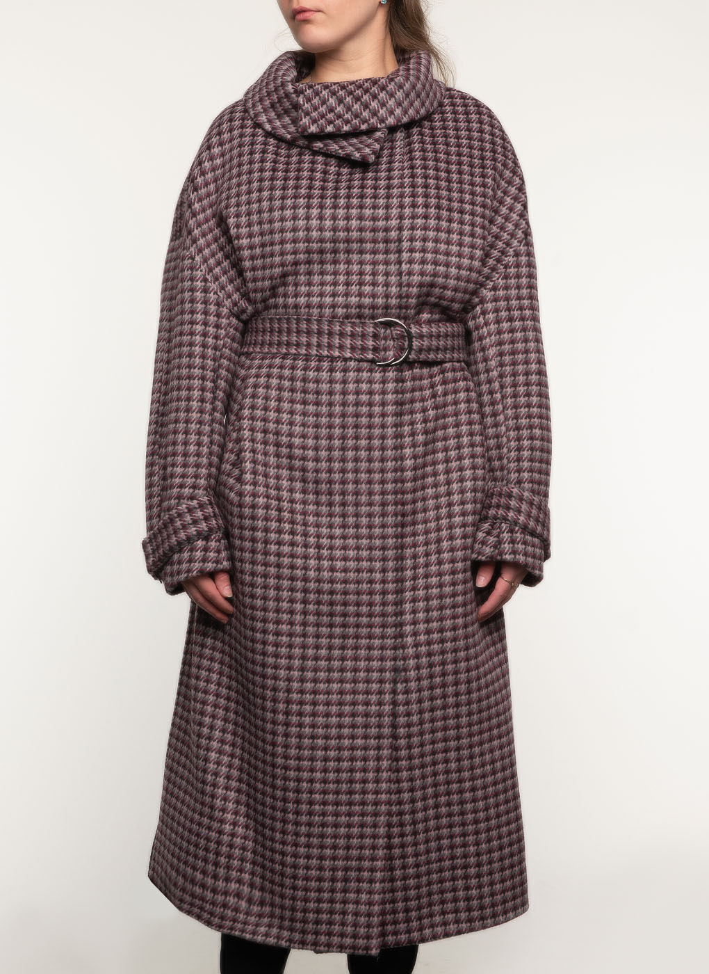 Пальто шерстяное 111, idekka фото