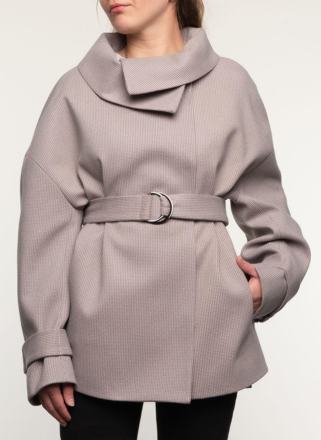 Пальто полушерстяное 112, idekka фото