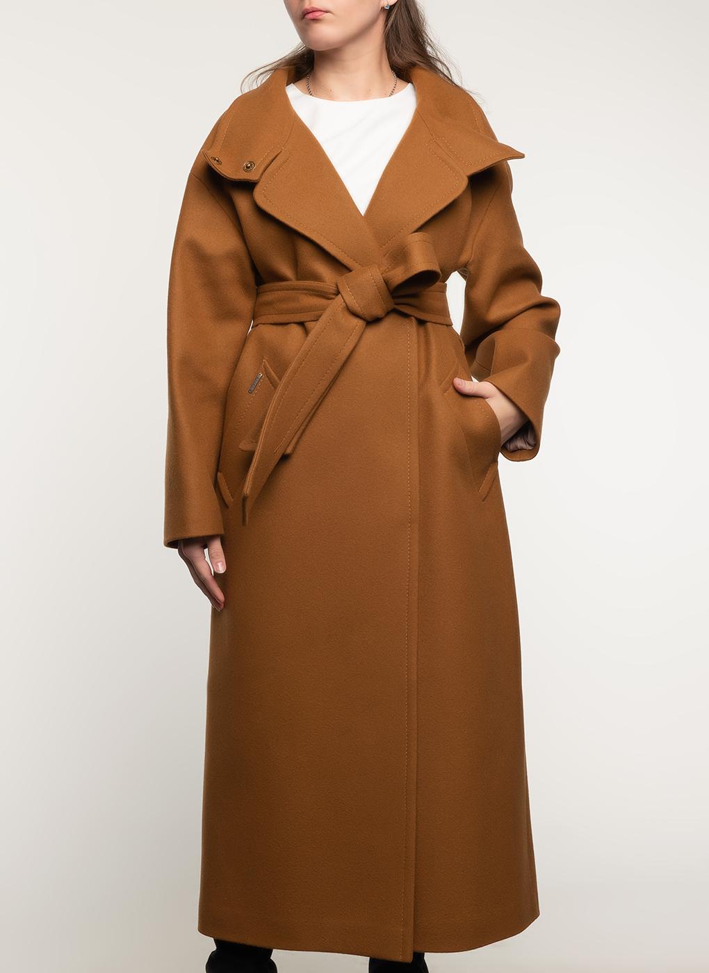 Пальто шерстяное 117 idekka фото