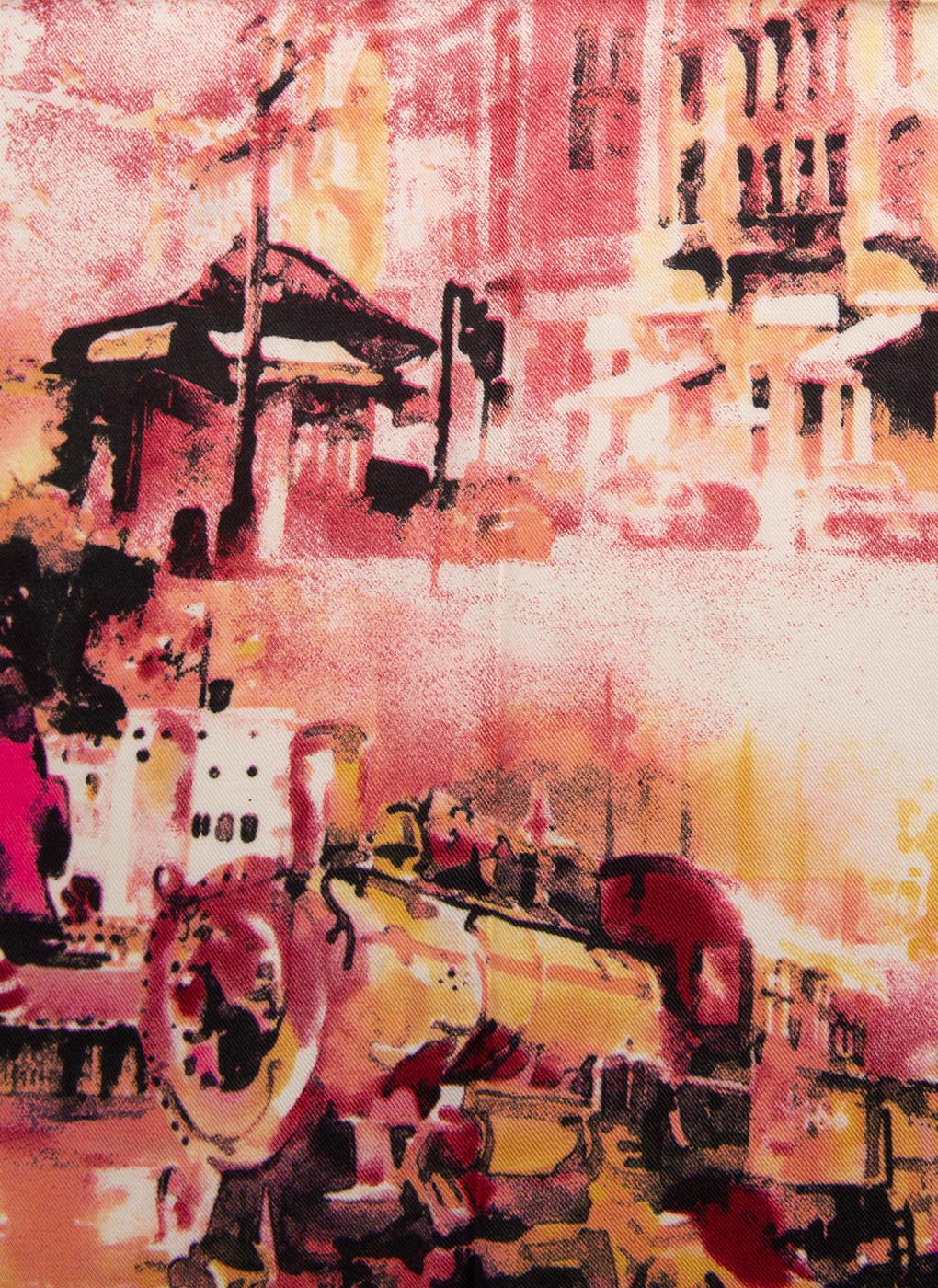 Платок из текстиля 21, Magrom