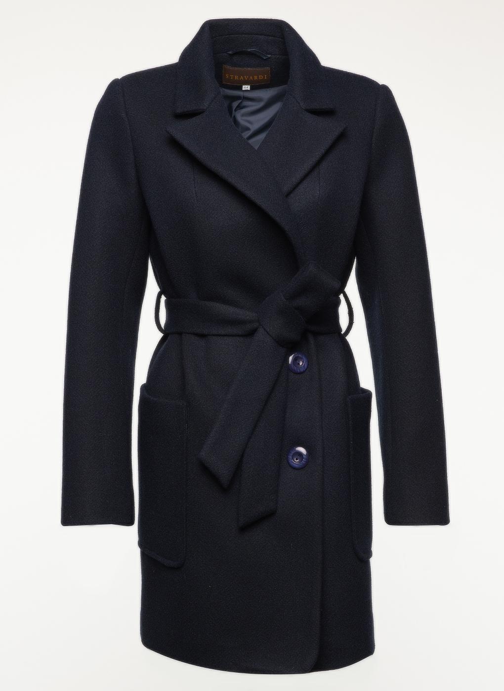 Пальто полушерстяное 28, Stravardi фото