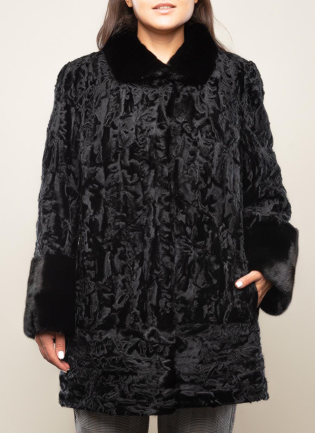 Куртка из каракуля Хелен 01, FAVORIT фото