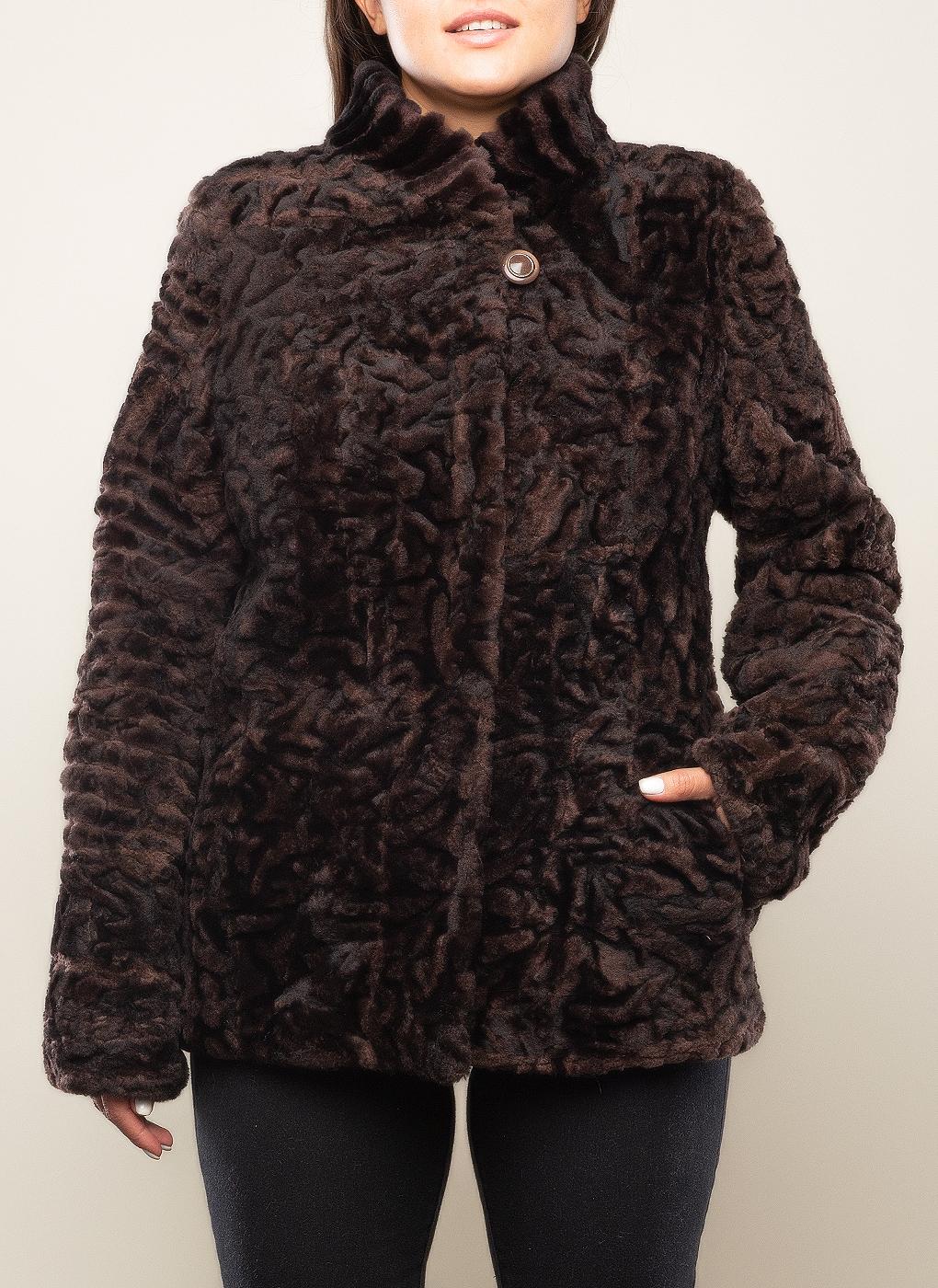 Куртка из овчины прямая 05, Dzhanbekoff фото