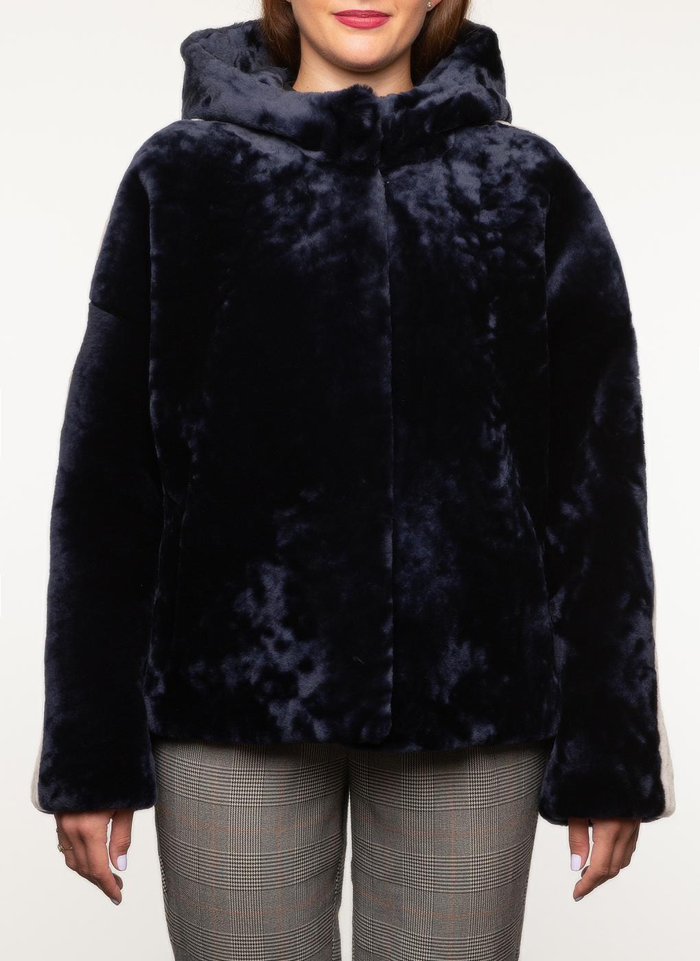 Куртка из овчины прямая 08, Andrea Mossi