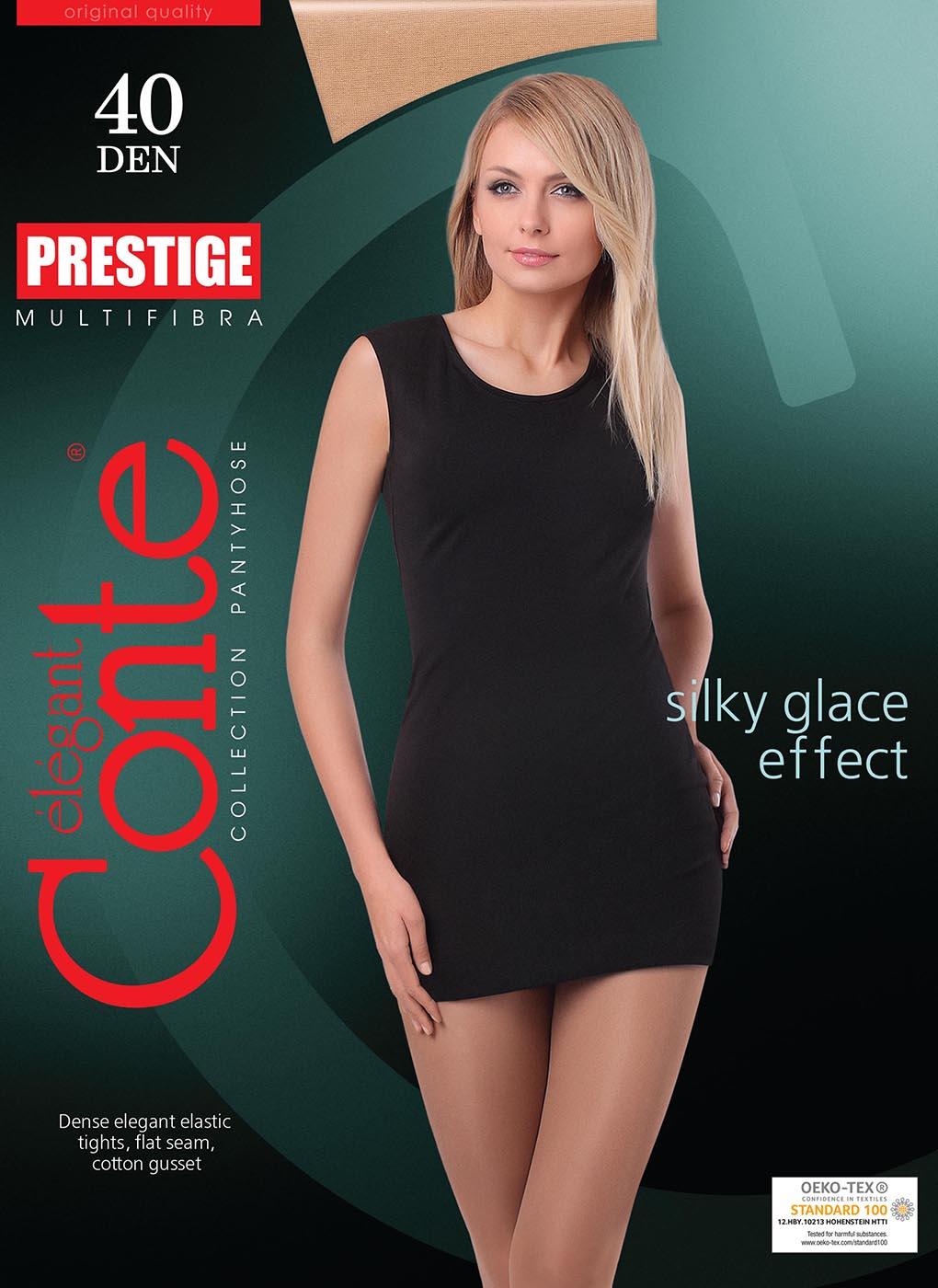 Колготки женские Prestige 40 Den 03, Conte elegant фото